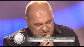 Nedim Coralic - Duso moja - (live) - Nikad nije kasno - EM 04 - 23.10.2016