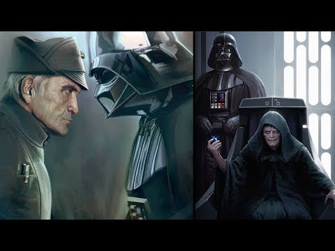 The Officer who Stood Up to Darth Vader and Palpatine [Canon] - Star Wars Explained