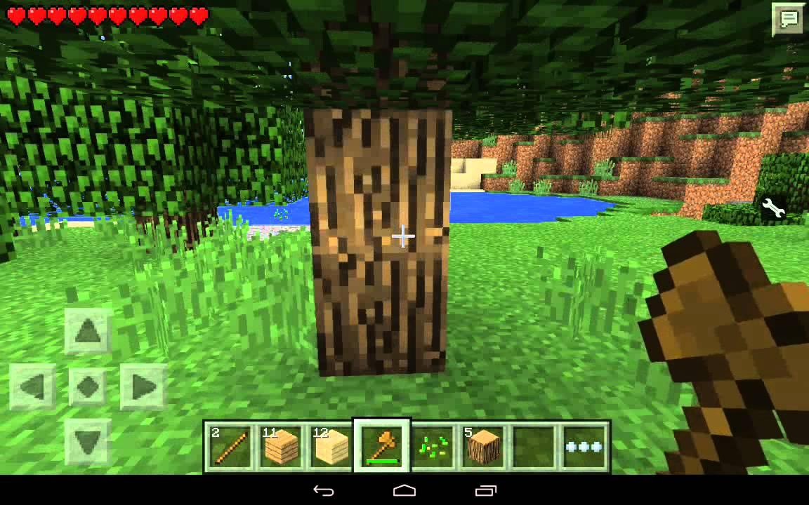 Minecraft Pocket Edition 11 1 - Майнкрафт для Андроид