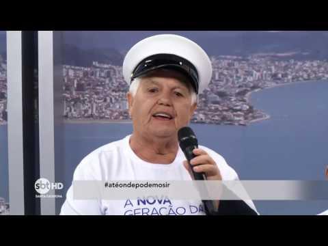 SBT Santa Catarina lança campanha AteOndePodemosIr