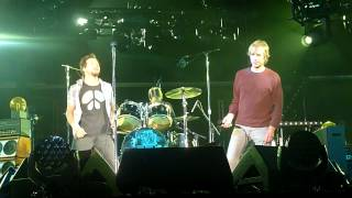 Pearl Jam - Kick out the Jams with Mark Arm from Mudhoney, Big Day Out Melbourne 2014