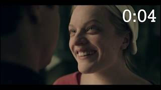 June And Nick Talk Off Running Away From Gilead! - The Handmaids Tale 2x12 'I Want To Hold Her!'
