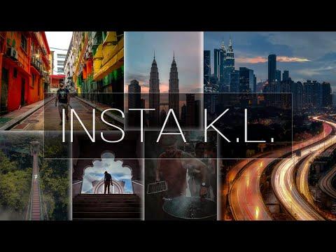The BEST Instagram Spots in Kuala Lumpur!