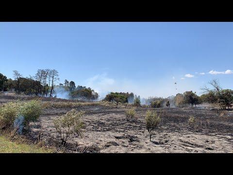 Fire In Durbanville