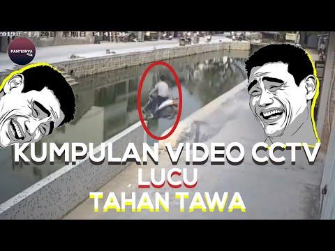 Kumpulan Video CCTV Lucu Tahan Tawa