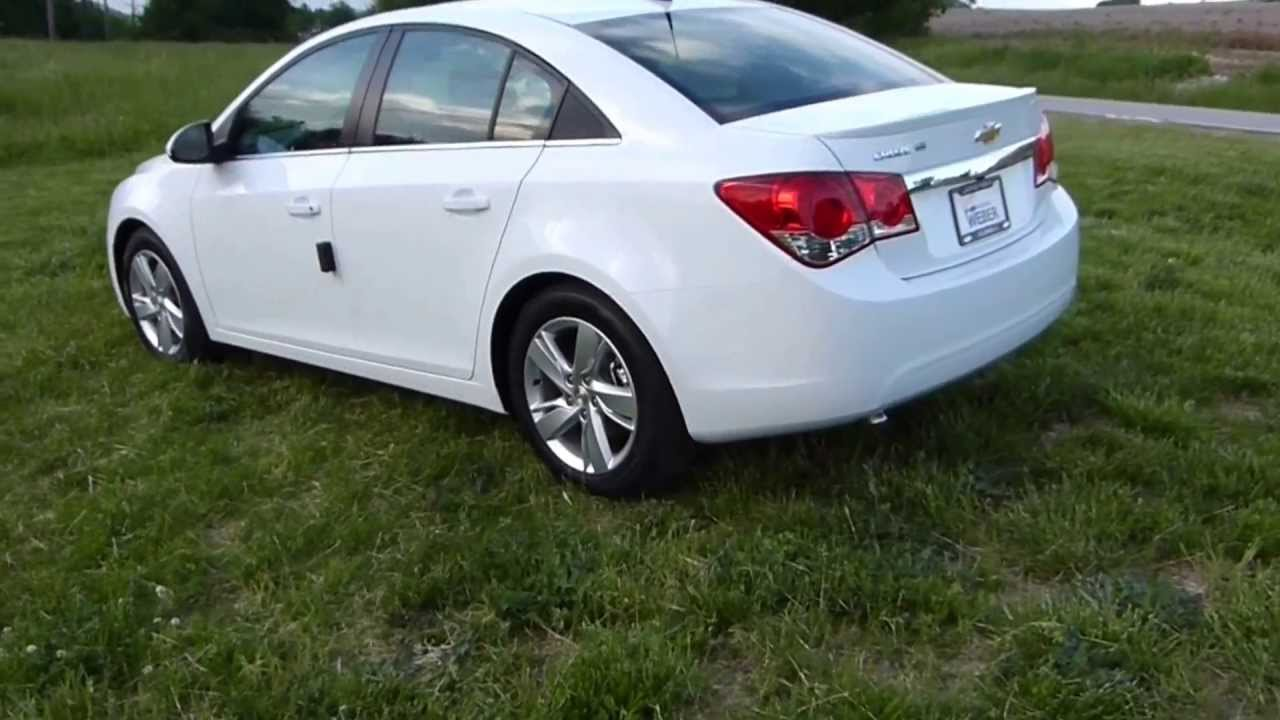 Cruze chevy cruze 2.0 td : 2014 Chevrolet Cruze 2.0 Turbo Diesel - YouTube