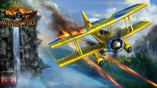Wings on Fire (By Soner Kara) - iOS - iPhone/iPad/iPod Touch Gameplay screenshot 1