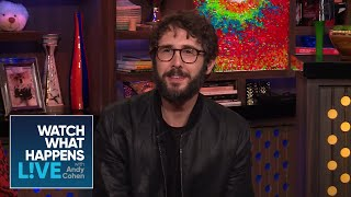 Josh Groban Responds To Katy Perry's Song | WWHL