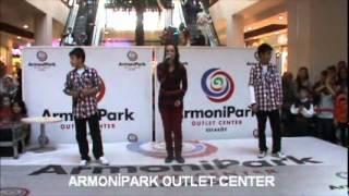 ArmoniPark / Sahne Sizin Çocuklar - Beyza Erdinç / Alpay Aksim / Mustafa Özcan