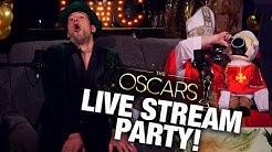 #CrowderOscars LIVESTREAM 2020!  | Jim Norton, Andrew Klavan, Clint Howard Guest