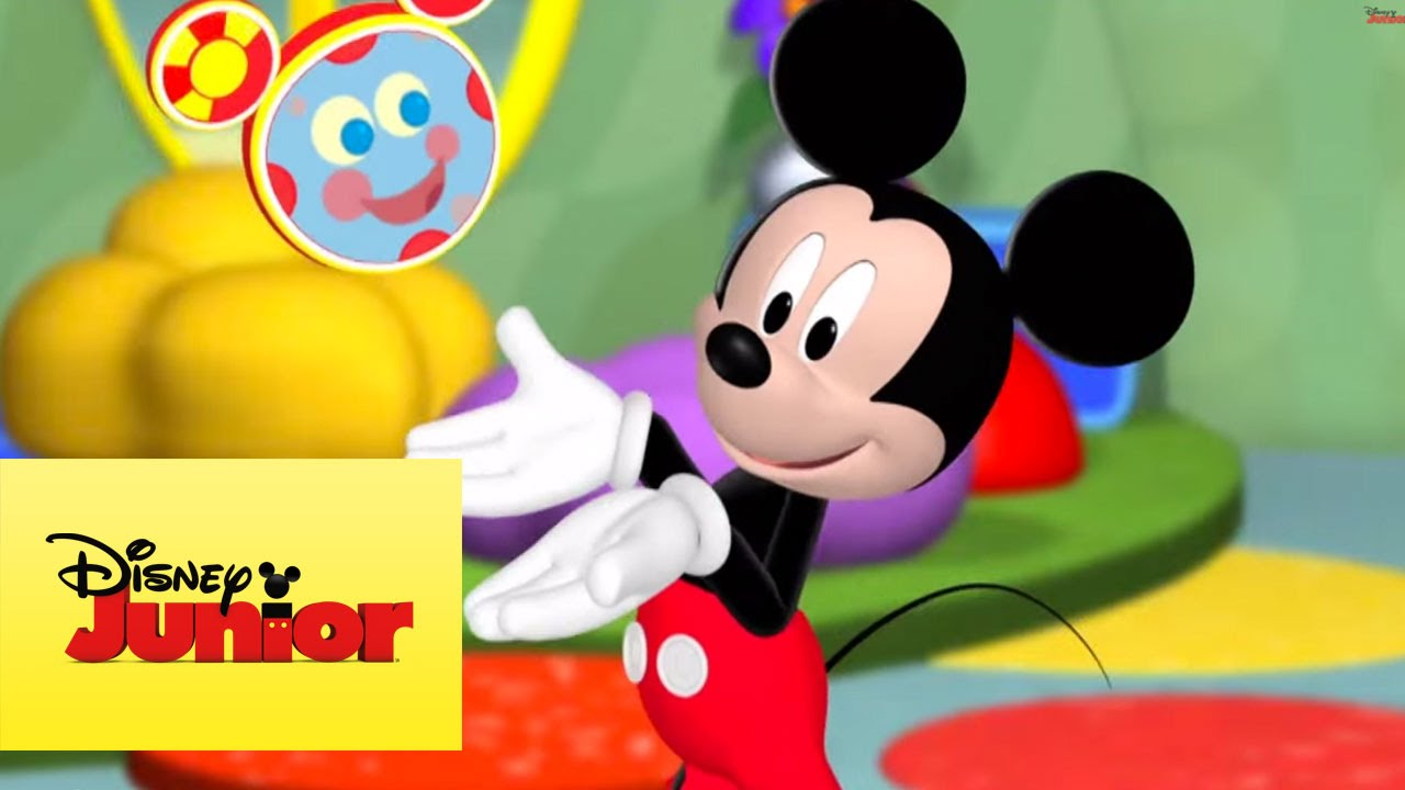 A Casa Do Mickey Mouse Mickey Objeto Ao Resgate Youtube