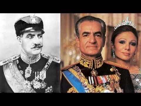 History of Iran: The Pahlavi Dynasty 1925-1979