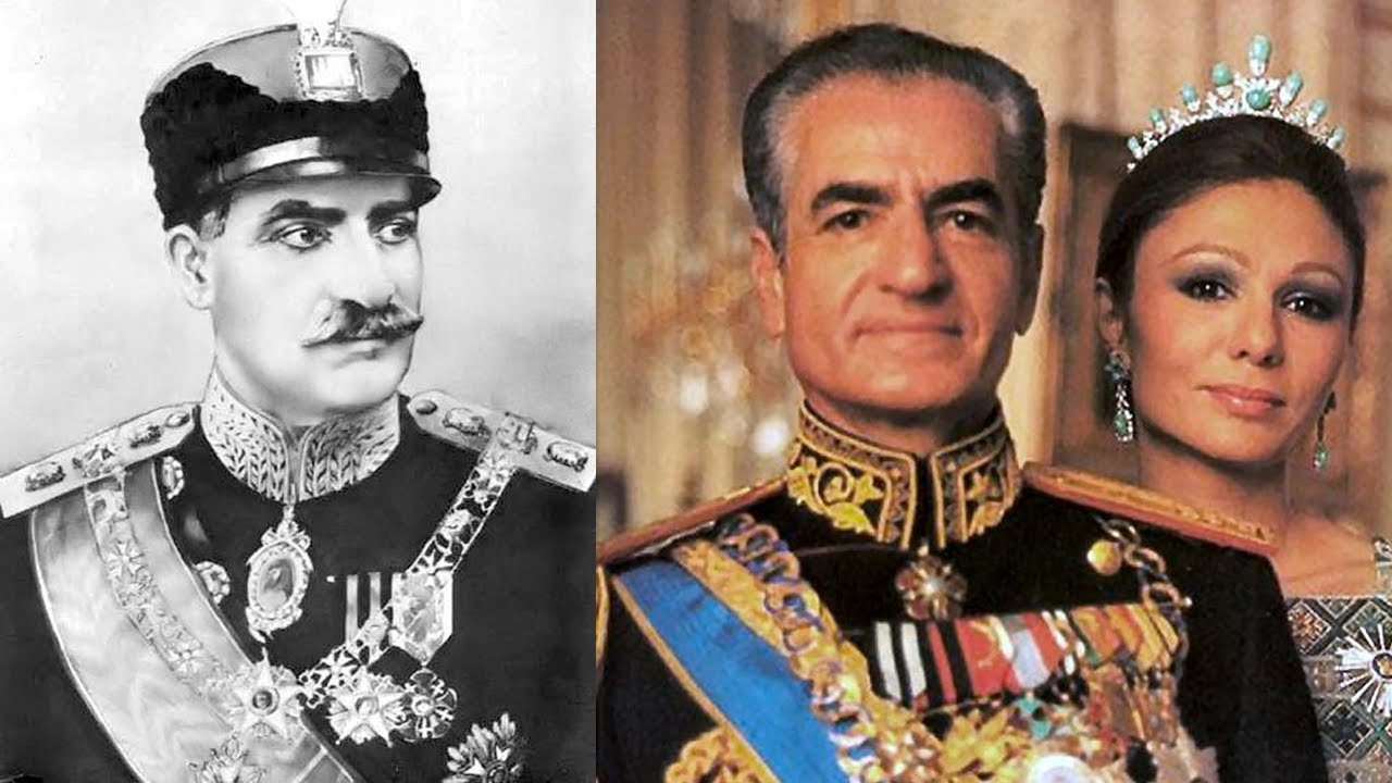 history of iran the pahlavi dynasty 1925 1979 youtube