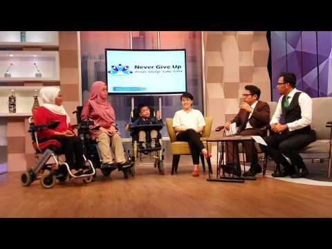TV3 MHI 05 October 2016 - SMA Spinal muscular atrophy