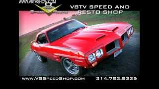 Muscle Car Restoration at the V8 Speed & Resto Shop - 314.783.8325