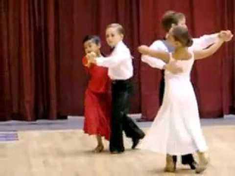 Khiêu vũ quốc tế   Tango Peter & Michelle