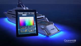 OceanLED TV  - How to light a Superyacht 2014