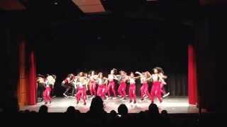 2015 16 philly phresh crew ppc kidz the dancing for life benefit finna get loose