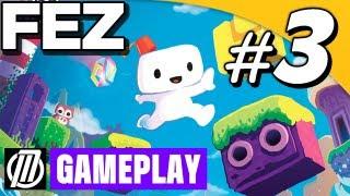 FEZ PC Gameplay Walkthrough - Part 3