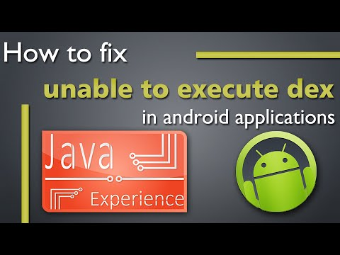 How to fix unable to execute dex Multiple dex files define error
