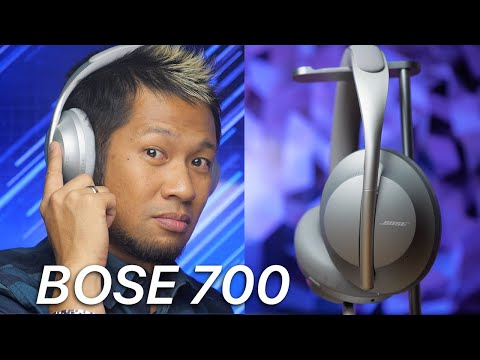 Bose 700 Headphone Review: Better than Sony's 1000XM3 or even Quiet Comfort 35 II's?
