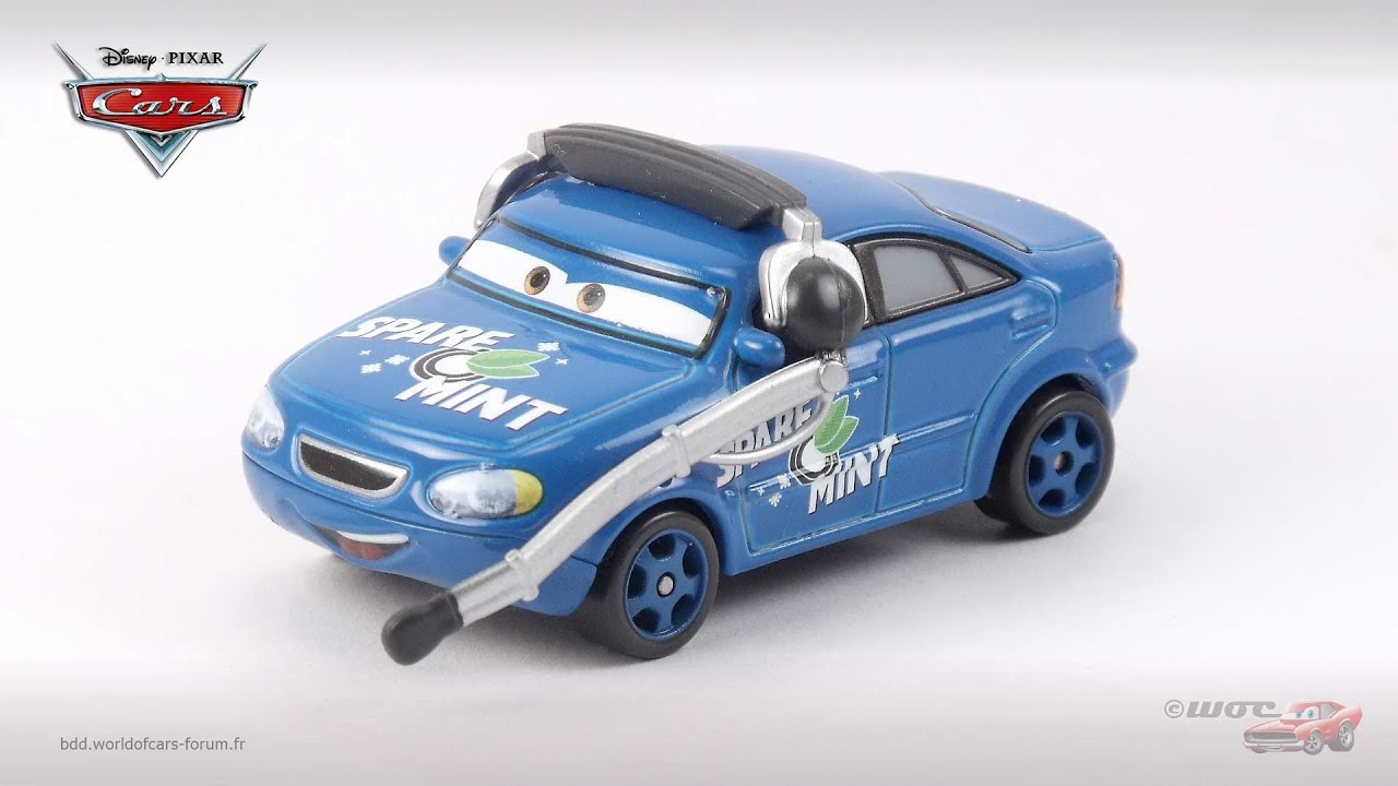 Mint Car: Ernest B. Raykes (Spare O Mint Crew