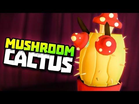 ELF MUSHROOM CACTUS - Dungeon Brewmaster VR - VR HTC Vive Pro Gameplay