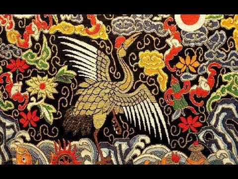 Chinese brocade (Hello China #85)