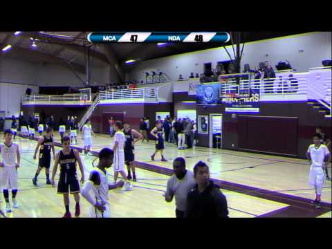 Southwestern Adventist University Hoops Classic Macedonia Vs. North Dallas (MCA Vs. NDA)