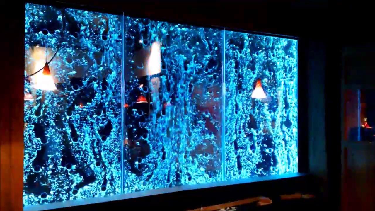 Custom Bubble WallDancing Bubble WallIndoor Water Wall