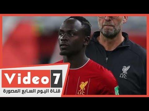 ساديو ماني -ممنوع الاقتراب واللمس- في حفل أفضل لاعب في أفريقيا  - 21:00-2020 / 1 / 7