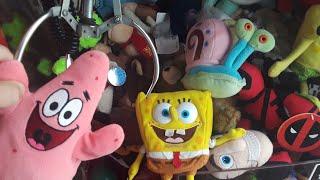 Spongebob Adventures Claw Machine Pt.3 The Rescue!
