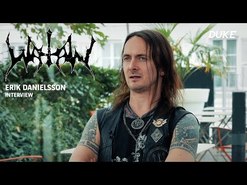 Watain - Interview Erik Danielsson - Paris 2018 - Duke TV [VOSTFR]