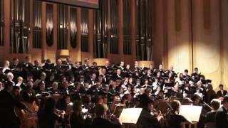 Brahms Requiem: II.Denn alles Fleisch, es ist wie Gras