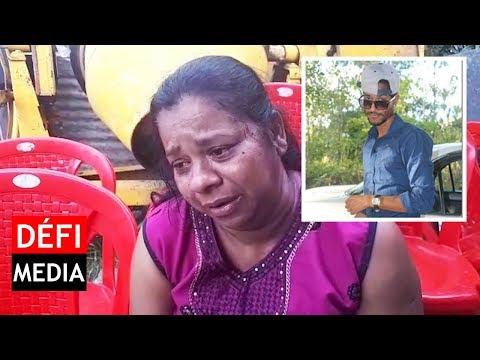 Accident fatal à Barkly : Mervin, étudiant en journalisme, meurt à la fleur de l'âge