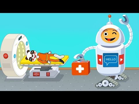 PEPI HOSPITAl - Play together, Discover The Hospital - Funny Doctor Gameplay Android /ios