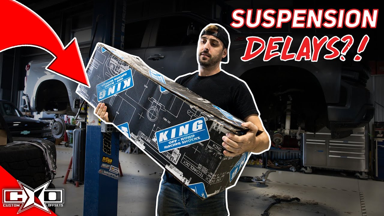 How Current Issues Are Affecting The Suspension Market