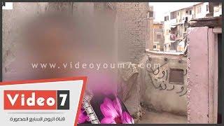 بالفيديو.. هنا يسكن إبراهيم الأبيض.. حمام واحد مشترك لبنات الجيارة وإللى تدخل تستحمى مصيرها التصوير!