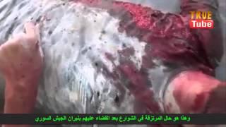 СИРИЯ . НАЁМНИКИ ИЗ ОКРУЖЕНИЯ ГОТОВЯТСЯ СДАВАТЬСЯ (Syrian Civil War )