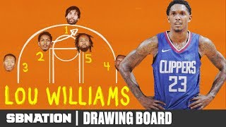 Lou Williams has become more than a