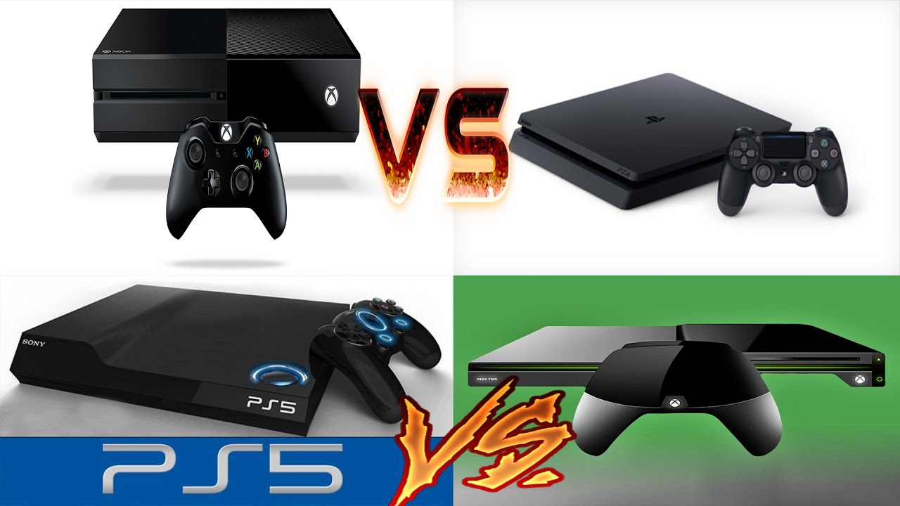 Two How Looks Xbox Does