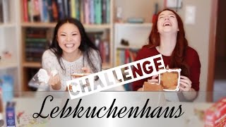 LEBKUCHENHAUS CHALLENGE mit peachgalore | Mamiseelen Thumbnail