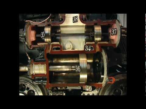 The Story of Steam DVD Chapter 4: The Steam Engine - How it works