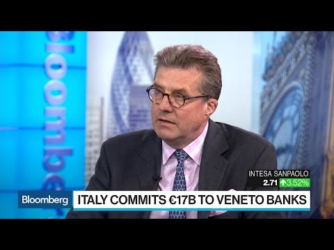 Wheeler Says Italy Is Moving Towards Bank Bail-Ins