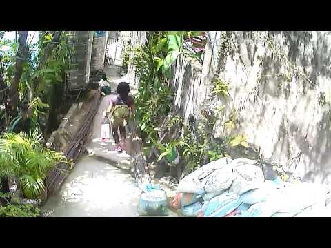 """Caught on Cam - Cebu Thief - Alyas """"Jenelen"""" from Bogo Cebu - Feb 8 2017 Cebu City"""