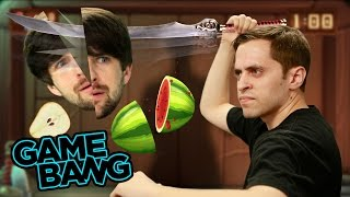 FRUIT NINJAS OF FURY! (Game Bang)