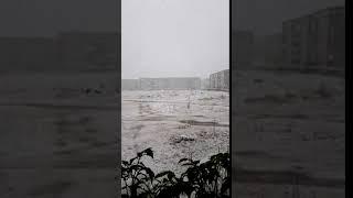 Утро в Верхней Салде 4 мая 2018
