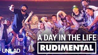 A Day In The Life: Rudimental | UNILAD - Original Documentary