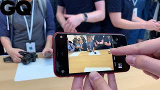 First hands-on video of Apple's iPhone 11