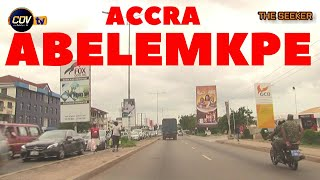 Abelemkpe - Accra Ghana Enjoy the ride with the Seeker